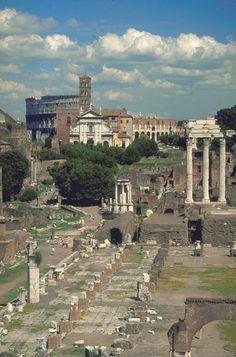 Imperial Forum, Roma