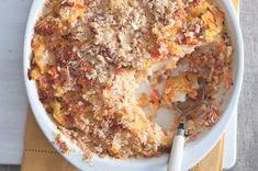 18x zapečené těstoviny | Apetitonline.cz Ricotta, Lasagna, Banana Bread, Macaroni And Cheese, Tacos, Pie, Ethnic Recipes, Desserts, Food