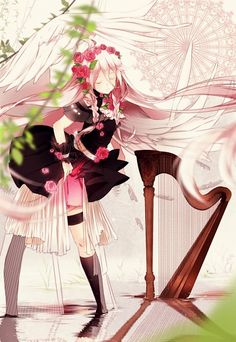 Cul vocaloid (I think could someone tell me who this is of it is not cul?thank you)