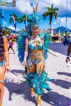 Amber Rose @ trinidad Carnival 2015