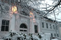 This time last year, #Emory's campus was covered in snow!