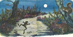Molly Brett / Frosch hat ein Geheimnis / Bild 06 by micky the pixel, via Flickr