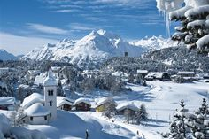 Looking for romantic places in Europe? Something unusual? Here's an itinerary to consider for a romantic getaway in winter. Romantic Places, Beautiful Places To Travel, Amazing Places, Switzerland Vacation, Switzerland Tourism, Geneva Switzerland, St Moritz, Best Ski Resorts, Places In Europe