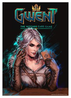 Gwent-Ciri by YamaOrce.deviantart.com on @DeviantArt