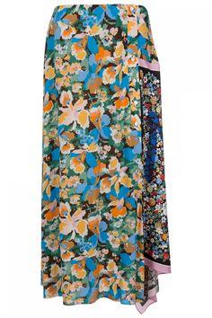 M-Missoni Damen Maxirock mit Blütenprint Multicolor | SAILERstyle M Missoni, Visual Merchandising, Floral Tie, Pajama Pants, Pajamas, Windows, Clothes, Design, Fashion