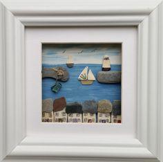 Mini Mevagissey  https://www.etsy.com/uk/listing/468352582/cornish-harbour-pebble-art-cornish?ref=listing-shop-header-3