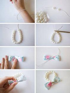 Il vous suffit d'acheter les accessoires DIY correspondant au bracelet que vous souhaitez créé et de suivre un de ces 17 tutos bracelet facile à faire en moi