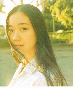 蒼井優 Aoi Yu She looks like a fairy. Korean Beauty, Asian Beauty, Yu Aoi, Japan Woman, Asian Eyes, She Was Beautiful, Some Girls, Celebs, Celebrities
