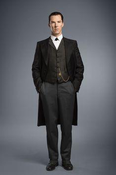 Victorian Holmes
