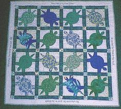 baby quilts turtles | Chains of Covenant