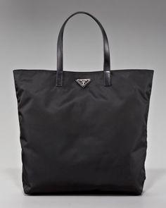 Vela Shopper by Prada at Neiman Marcus.