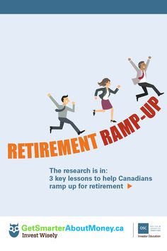Learn what Canadians over the age of 50 are experiencing when it comes to retirement plans vs. retirement reality.