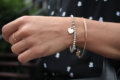 Life is tough, stay chic Life Is Tough, Tiffany, Delicate, Michael Kors, Diamond, Chic, My Style, Classic, Bracelets