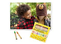 New photo gifts for kids: The ultimate vanity project. Not that that's a bad thing.