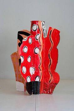 pinkpagodastudio: Betty Woodman