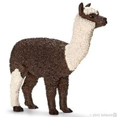 Alpaca Mare (Schleich: Farm Life)
