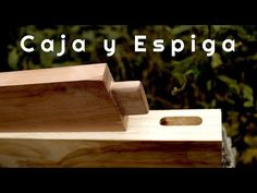 Guía de fresar a 90 grados y cortar espigas de madera - YouTube