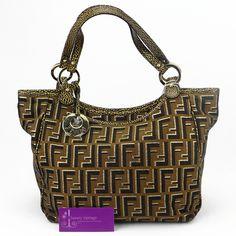 a89600d07e  Fendi Chef Shopping Zucca Bag Brandnew Condition Ref.code-(URTC-14