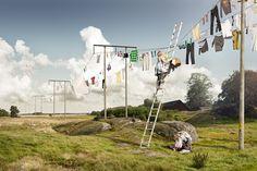Big laundry day