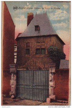 CP Herstal.Ancien Chateau de Pepin de Herstal.