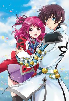 Asbel and Cheria