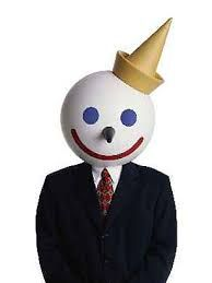 Image result for jack in box clown