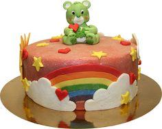 Glücksbärchi Torte