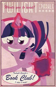 Twilight Sparkle- READ!