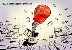 Yerel Seçim, 30 Mart, demokrasi