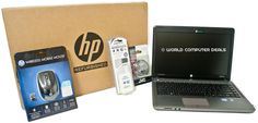 HP ProBook 4440s Notebook PC B5P36UT#ABA i5 8GB 500GB WiFi DVDRW W7 Pro #HP  $537 with no sales tax and free shipping