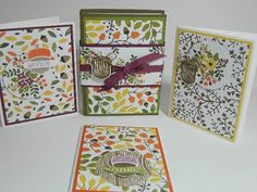 "Hi Everyone! Join me in making a easy to assemble card holder for your 5-1/2 "" x 4-1/4"" cards! Happy Crafting!~ Dee www.createwithdee.com Need anything to co..."