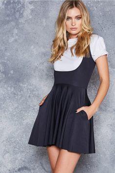 Show Us Ya Tops Underbust Dress