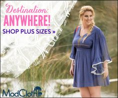 Plus Size Swim Sexy Collection at Swimsuits for All: Summer 2013 Look Book Plus Size Fashion Tips, Plus Size Outfits, Cute Dresses, Vintage Dresses, Swimsuits For All, Love Clothing, Curvy Girl Fashion, Fashion Gallery, Swagg