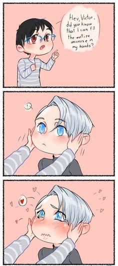 aww Plz don't cry again Vitya...