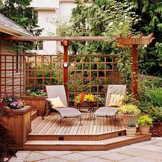 pergola lattice | Pergola Ultra Lattice & Outdoor Kitchen Photo Gallery