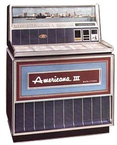 1969 Wurlitzer Model 3310 (Americana III)