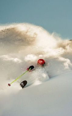 Skiing, Powder www.avacationrental4me.com Follow for follow, pin for pin!