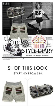 """""""TribaloverShop #3"""" by fahreta1992 ❤ liked on Polyvore featuring Converse"""