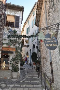 Villaggi opere d'arte - St Paul de Vence ~ France