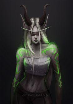 #warcraft #demon #hunter