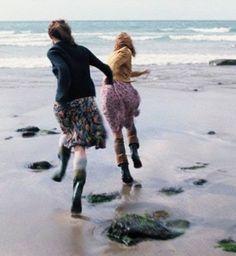 Keira Knightley & Sienna Miller, The Edge Of Love.