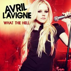 14. a song no one would expect me to like- what the hell, avril lavigne (i'm actually not really sure if this would be that much of a surprise or not...)