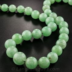 Chartreuse Serpentine Designer Brio Bead Strand 110279 Other Beads & Jewelry Making