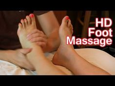 HD Foot Massage Therapy, Feet & Toe Techniques | Gregory Gorey LMT, Body Work Masters Austin