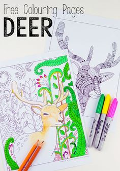 184 Best Free Coloring Pages Images On Pinterest