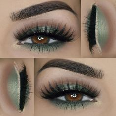 St. Patrick's day inspired look ✨ Detail