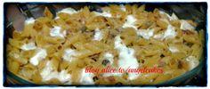 Pasta al forno tonno, capperi e olive #alicetv #ricetteprimi #primipiatti #pastaalforno #ricette
