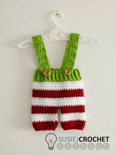 Baby Santa Claus Suit