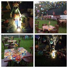 Festa junina particular