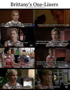 Brittany one liners lol